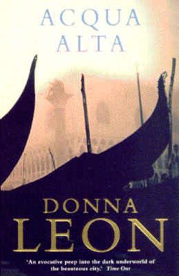 Acqua Alta' by Donna Leon | Reading Matters