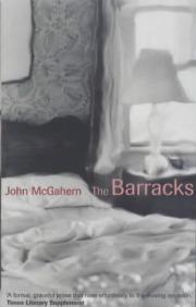 The Barracks by John McGahern