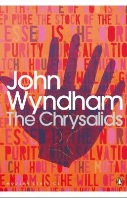 Image result for the chrysalids book cover