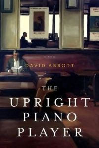 Upright-piano-player