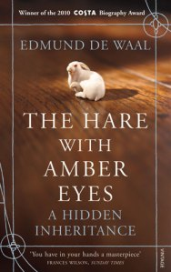 Hare-with-amber-eyes