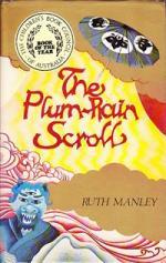 Plum Rain Scroll