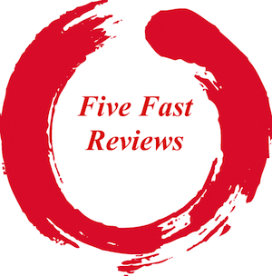 Five-fast-reviews-300pix