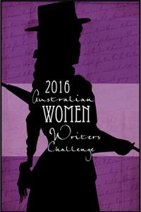 Australian Women Writers Challenge 2016 badge