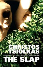 The cover of Christos Tsiolkas' acclaimed novel, The Slap.