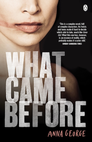 What came before by Anna George
