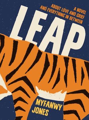 Leap by Myfanwy Jones