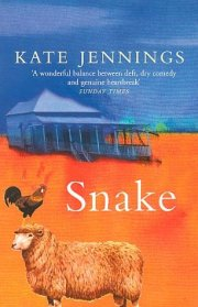 Snake by Kate Jennings