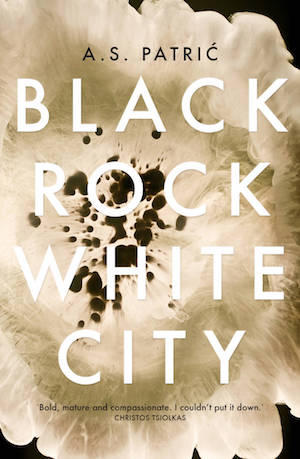 Black Rock White City by AS Patric