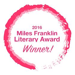 Miles Franklin Literary Award winner