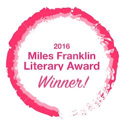 Miles Franklin Literary Award winner