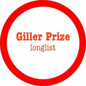 Giller Prize longlist