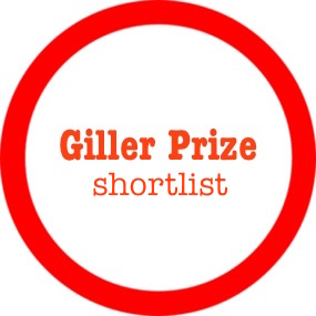 Giller Prize shortlist logo