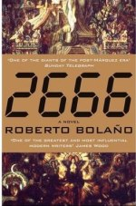 2666 by Roberto Bolano