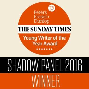 Shadow panel winner