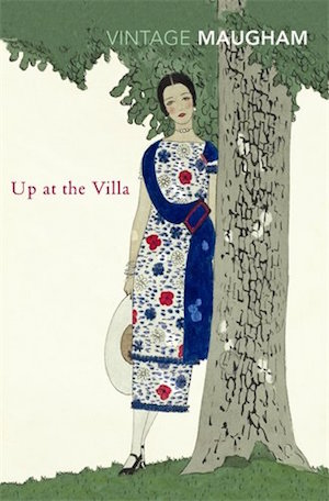 Up at the Villa by Somerset Maugham