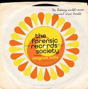 Forensic records society by magnus mills