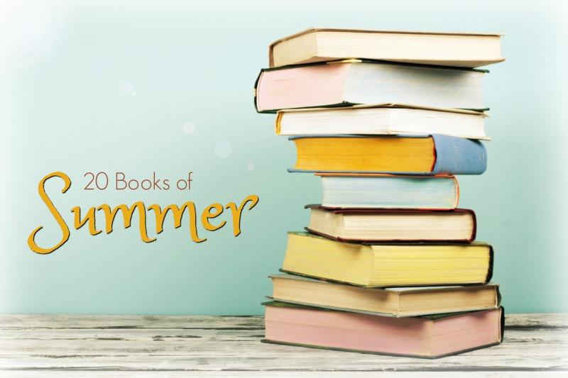 20 books logo