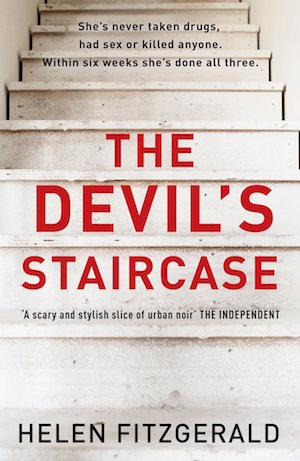The Devil's Staircase by Helen Fitzgerald