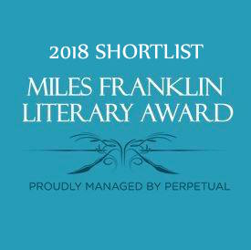 Miles Franklin Literary Award logo SHORTLIST