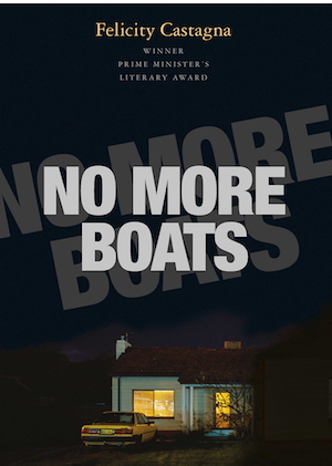No More Boats by Felicity Castagna