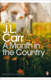 Cover image of A Month in the Country by JL Carr