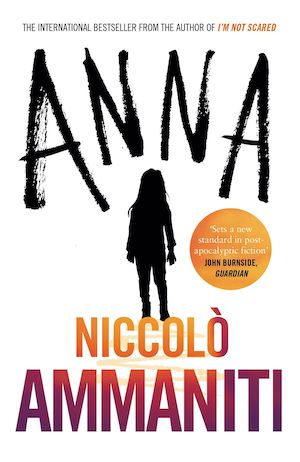 Cover image of Anna by Niccolò Ammaniti